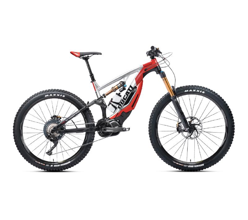 e-mtb Ducati MIG-RR rent