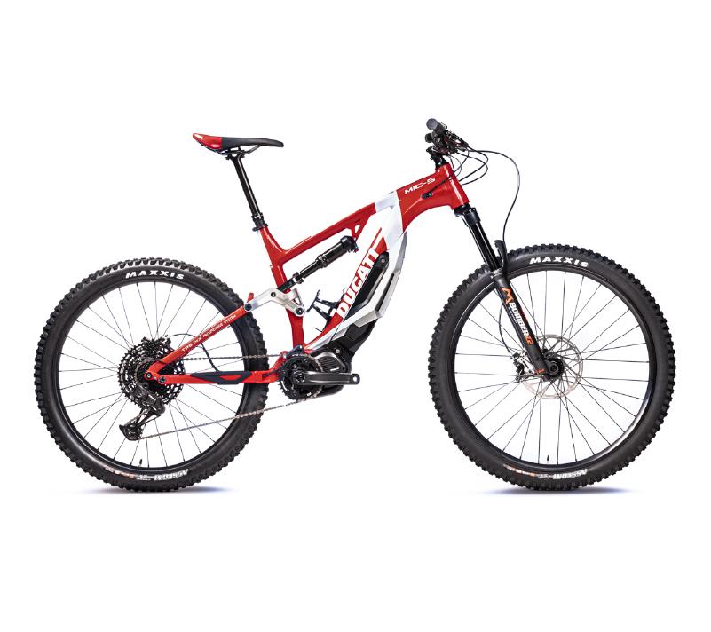 e-mtb Ducati MIG-S rent